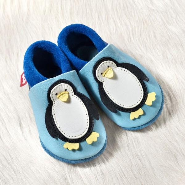 Hausschuhe Pinguin
